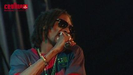 Snoop Dogg - Cruïlla Barcelona 2013