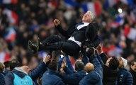 Didier Deschamps se confie avant France - Pays-Bas
