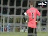 100e match en Championnat de B. Leroy au Tours FC - Les pénaltys