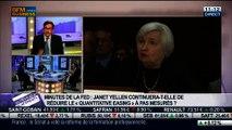 Guillaume Dard VS Jacques Cailloux: L'action de la FED risque-t-elle d'affecter les marchés d'actions des pays émergents? dans Intégrale Placements – 21/02 1/2