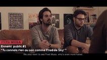 Chilling With les réals d' « Un Jour Peut-Être, une autre histoire du rap français »