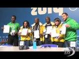 Nel team olimpico Togo una bellunese e una reclutata su Facebook. La portabandiera italo-togolese è arrivata 55esima nel gigante
