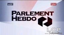 Parlement Hebdo : Jérôme Chartier, député UMP du Val-d'Oise
