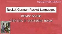Access Rocket German Rocket Languages free of risk (for 60 days)