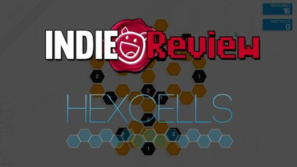 Indie Review - Hexcells