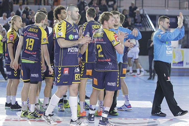 SRVHB/Nantes résumé & réactions Xavier Barachet - Rock Feliho