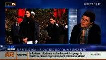 BFM Story: François Hollande rend hommage à Jean Zay, une figure de la Résistance française pendant la Seconde Guerre mondiale - 21/02