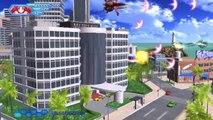 Otomedius Excellent Gameplay HD (Xbox 360)