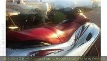 MASSA CARRARA, MASSA  MOTO DACQUA SEA DOO  GTI 130 EURO 4.500