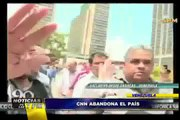 Noticias de las 7: Tras amenazas de Nicolás Maduro, CNN abandonó Venezuela (2/2)