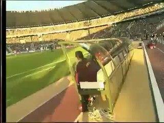 EURO 2000 semi final: Portugal 1 France 2