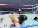 Ricky Steamboat vs  Randy Savage - Wrestlemania 3 (SwoggleMania)