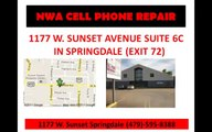 NWA Cell Phone Repair Springdale, AR - (479) 595-8388  - NWA Cell Phone Repair