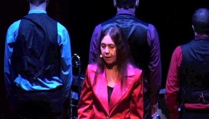 """extraits spectacle """"la fille de la fanfare"""" avec Agnès Chavanon et Docteur Lester"""