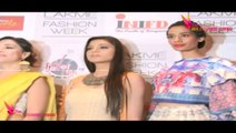 Lakme Fashion Week 2014 Watch This Exclusive Video of Press Conference