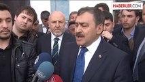 Orman ve Su İşleri Bakanı Prof. Dr. Veysel Eroğlu, Afyonkarahisar Gezisini Sürdürüyor