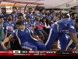 Karnataka Bulldozers VS Mumbai Heroes 2nd Inning Mumbai Heroes Over 11-15