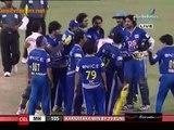 Karnataka Bulldozers VS Mumbai Heroes 2nd Inning Mumbai Heroes Over 16-20