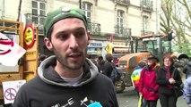 20.000 manifestants à Nantes contre l'aéroport ND-des-Landes