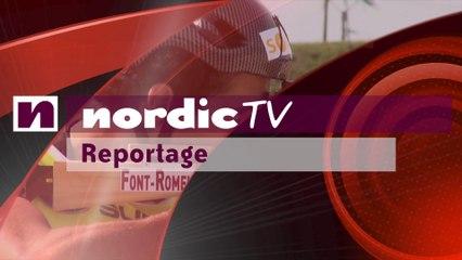 Transjurassienne : le rêve de Mathias Wibault (Nordic TV)