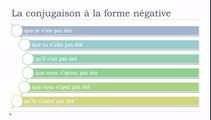 Learn French # French conjugation # Negative form #Être #Avoir