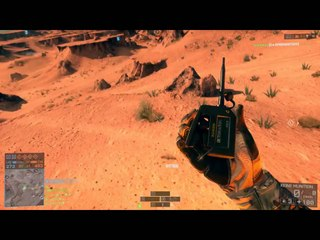 Battlefield 4 - C4 Dirt Bike