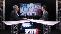 Municipales 2014, Saint Mitre les Remparts | Vincent Goyet face à Didier Gesualdi, Canal Maritima, 20 février 2014