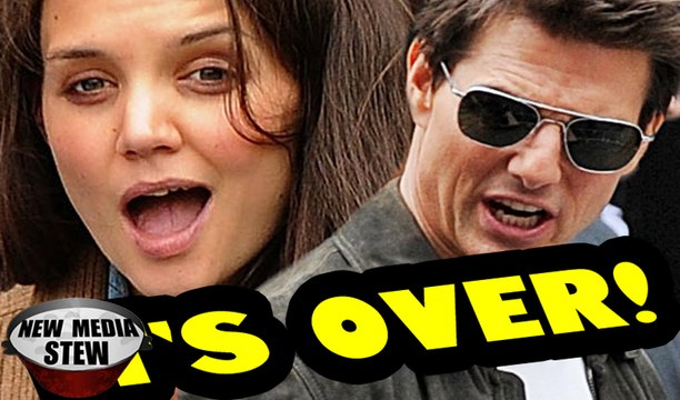TOM CRUISE and KATIE HOLMES DIVORCE: Katie Holmes Filed to End Marriage