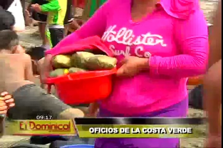 Oficios de la Costa Verde: ingeniosos empleos de verano invaden playas limeñas | Godialy.com
