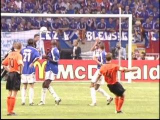 EURO 2000: Netherlands 3 France 2
