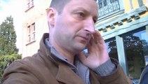 Prise de bière - Raphaël Zacharie de IZARRA Là-bas les mouettes se lamentent et les hommes ont l'âme lourde, ce qui est hautement réjouissant