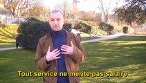 Tout service ne mérite pas salaire - Raphaël Zacharie de IZARRA Toutes cédaient. Aucune ne se plaignait. Il faut préciser que pour faire taire toute contestation