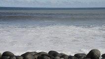 _DSC4810 Ile de la Réunion, Saint-Louis Gol bord océan, vagues