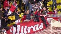 But Layvin KURZAWA (90ème +5) - AS Monaco FC - Stade de Reims - (3-2) - 21/02/14 - (ASM-SdR)