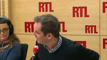 Tanguy Pastureau : Candeloro a son anaconda qui bouge