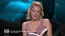 Victoria Monfort lit La vie cachée des Champs elysées (part4) 06-02-2014