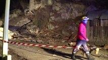 Un chalet écrasé par un rocher dans les Alpes: deux enfants tués