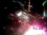 [Poï ΔD+] Hola  Oups Fire Feu d'Artifices #PalaisDeTokyo #Paris