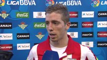 Entrevista a Muniain tras el Real Betis (0-2) Athletic Club  woodyathletic.net