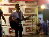 """Nikko Ponce cantando su Tema """"Te Pagaré con Amor"""" en """"Mínka"""""""