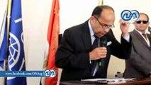 وزيرالتربية والتعليم ومحافظ الفيوم يفتتحان مدرسة الشهيد محمد موسى بسنورس
