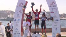 Titre : Summary - Stage 6 - Tour of Oman 2014 (As Sifah / Matrah Corniche)