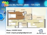 Oasis My Homes - My Homes Surajpur Zeta 1 Greater Noida - Luxury Apartments by Oasis Site C Project Plan