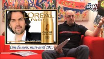 [Extrait] Alain Soral à propos d'Aymeric Caron – Entretien de mars-avril 2012