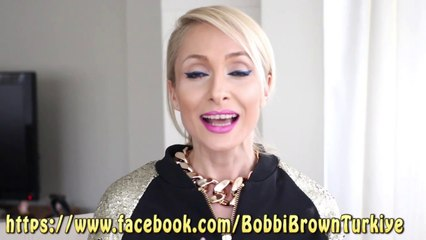 Bobbi Brown Türkiye Çekilişi ve Sürpriz
