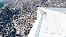 FSX Airbus A330 Landing @ Chicago ( KORD ) ( HD )