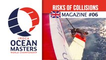 How do the singlehanded skippers avoid collisions at sea ? - Magazine #06 | Ocean Masters