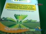 La marca de café Ásum Coffee, es creación de los agricultores cafetaleros de la etnia awajun en la provincia de Rioja, región San Martín.