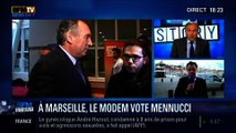 BFM Story: Municipales à Marseille: le MoDem a décidé de soutenir Patrick Mennucci contre l'avis de François Bayrou - 24/02