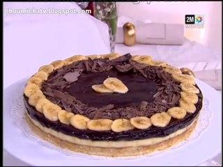 Des Recettes Cakes à Base De Flan Chocolat, Banane